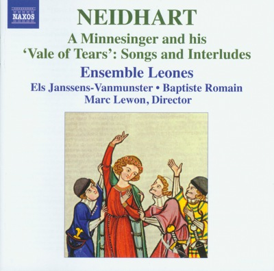 Ensemble Leones - Neidhart CD