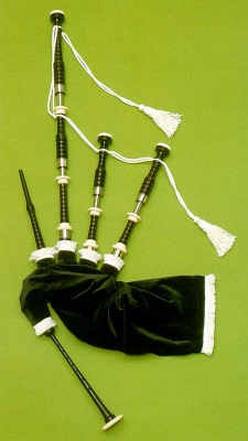 Great Highland Bagpipe Modell S/4