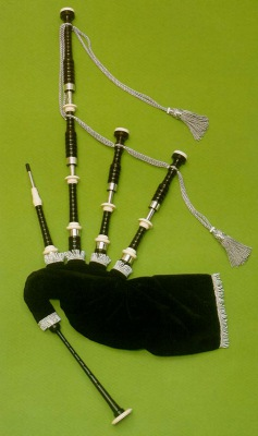 Great Highland Bagpipe von RT Shepherd Modell Modell SS7