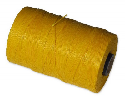 Hemp: Yellow gewachst (Rolle / large)